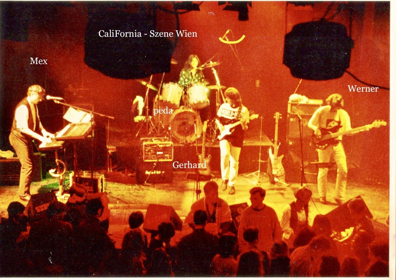 California live - One day in America (Eigenkomposition)